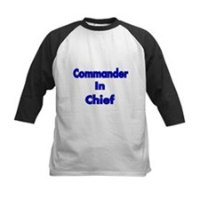 Commander in Chief Baseball Jersey