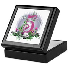 5th Wedding Anniversary Keepsake Box