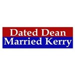 Dated Dean, Married Kerry (sticker)