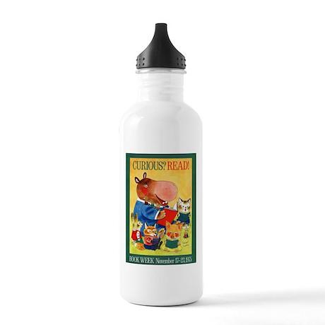 1975 Children's Book Week Water Bottle