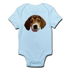Beagle Face 003 Body Suit