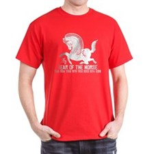 Chinese Zodiac Years of The Horse T-Shirt