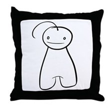 Sup Guy Throw Pillow