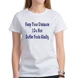 Keep Your Distance Tee