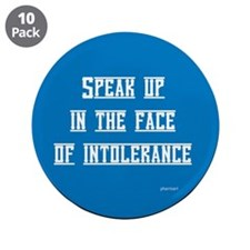 "Speak Up 3.5"" Button (10 pack)"