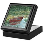 Paddle Faster Keepsake Box