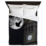 Raven moon Queen Duvet Covers