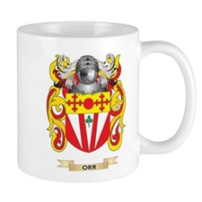 Orr Coat of Arms (Family Crest) Mugs