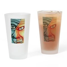 Jeckyll Hyde Drinking Glass