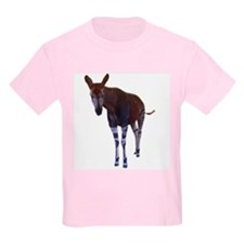 okapi 3 Kids T-Shirt