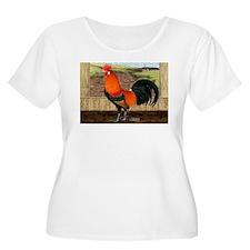 Hen House Hero Plus Size T-Shirt