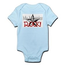 My Mommies Rock! Infant Bodysuit
