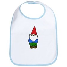 Cute Gnome Bib