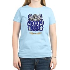 Padilla Coat of Arms (Family Crest) T-Shirt