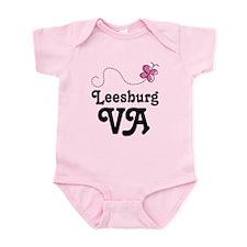 Leesburg Virginia Infant Bodysuit
