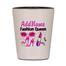 FASHION QUEEN Shot Glass