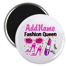 "FASHION QUEEN 2.25"" Magnet (10 pack)"