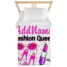 FASHION QUEEN Twin Duvet