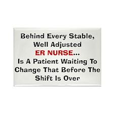 ER Nurse Humor Magnets