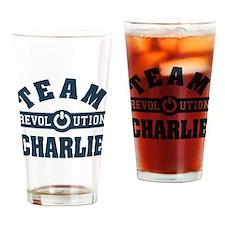 Revolution Team Charlie Drinking Glass