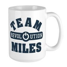 Revolution Team Miles Mugs