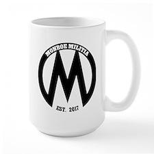 Monroe Militia M Revolution Mugs