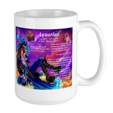 Goddess Aquarius Mug
