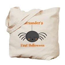 Kawaii Halloween Spider PD Tote Bag