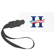 Hillary Luggage Tag