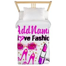 LOVE FASHION Twin Duvet