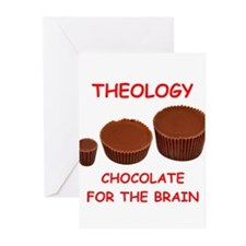 theology Greeting Cards