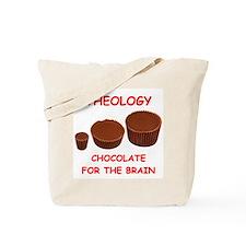 theology Tote Bag
