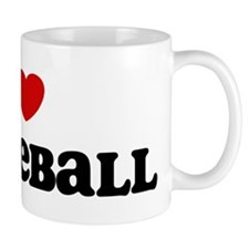 I Love Pickleball Mug