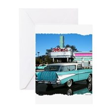 1957 Chevrolet Nomad Greeting Cards