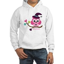 Personalized Wicked Witch Owl Hoodie