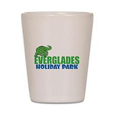 Everglades Holiday Park Shot Glass