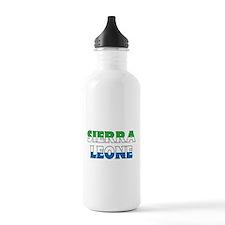 Sierra Leone Water Bottle