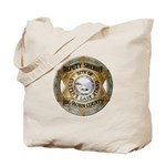 Big Horn County Sheriff Tote Bag