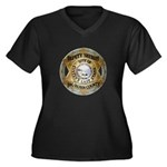 Big Horn County Sheriff Plus Size T-Shirt