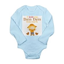 Scarecrow I Love Dzia Dzia Body Suit