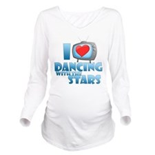 I Heart Dancing with the Star Long Sleeve Maternit