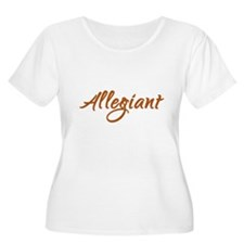 Allegiant Plus Size T-Shirt
