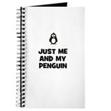 just me and my penguin Journal