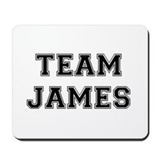 Team James Mousepad