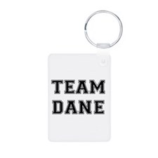 Team Dane Keychains