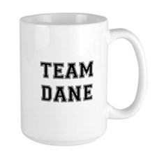 Team Dane Mugs