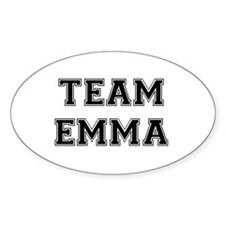 Team Emma Decal