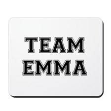 Team Emma Mousepad