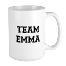 Team Emma Mugs