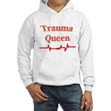 Trauma Queen Jumper Hoody